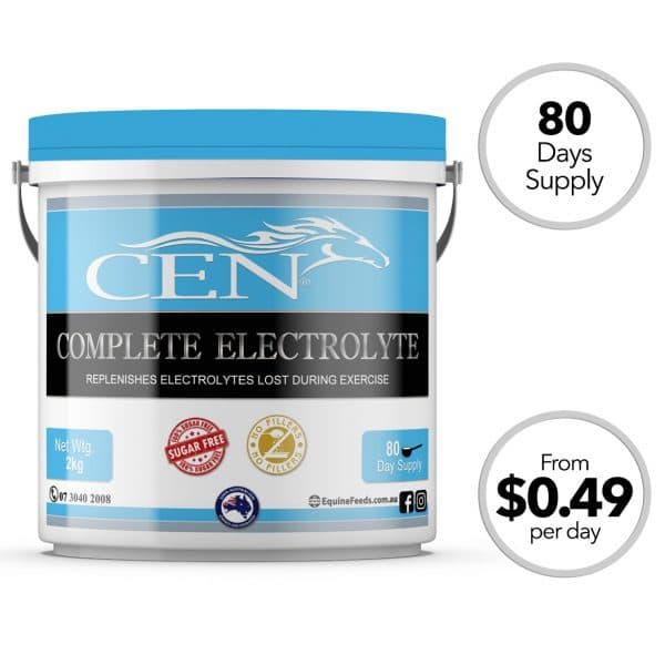 CEN Complete Electrolyte (Horse Electrolytes)