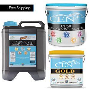 CEN Gold Bundle Pack