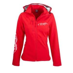 CEN Red Jacket