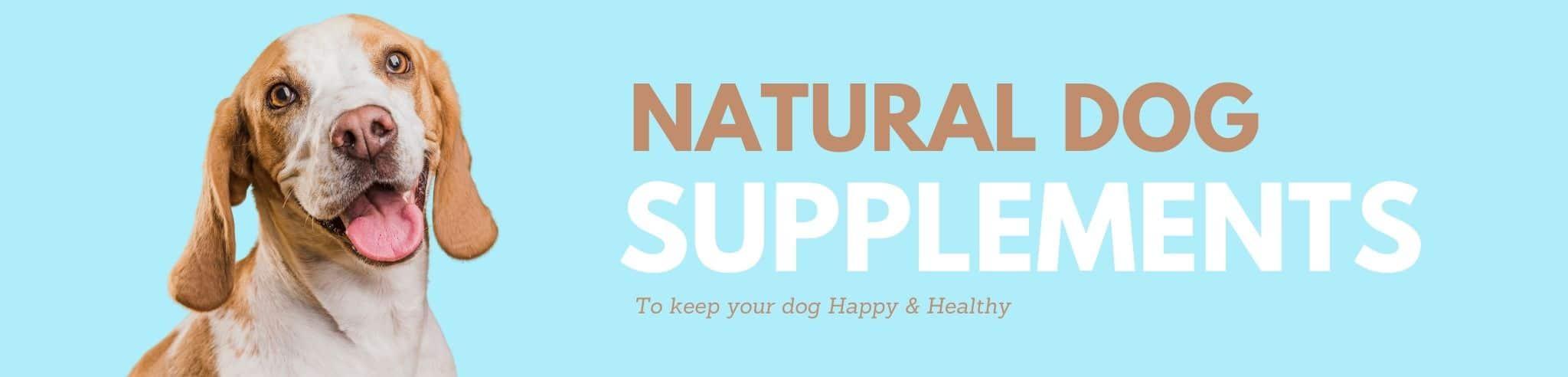 CEN Nutrition - Natural Dog supplements.