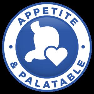 Appetite & Palatable