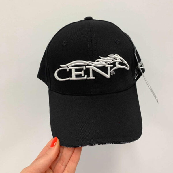 CEN Hat Black