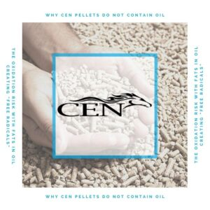 Episode 39 WHY CEN PELLETS DO NOT CONTAIN OIL - The Oxidation Risk With Fats In Oil Creating Free Radicals