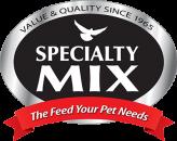 speciality mix